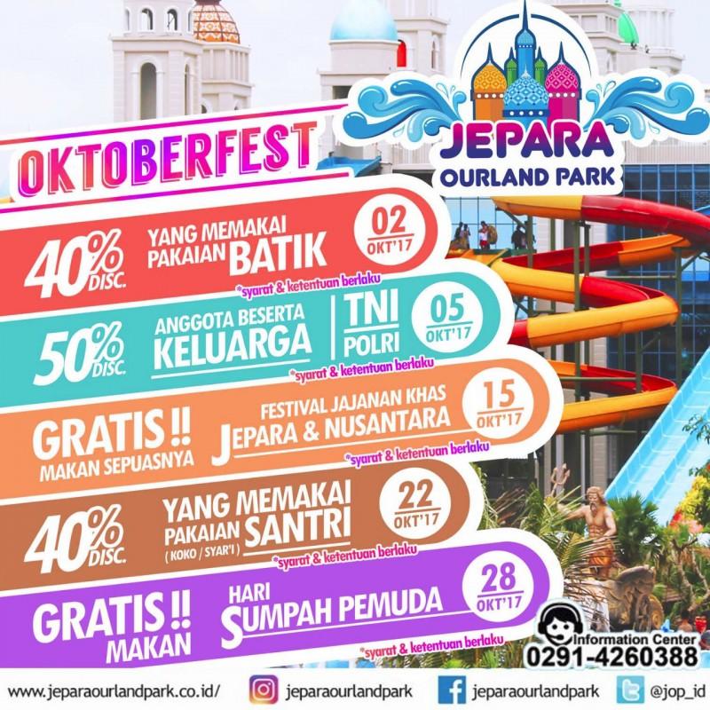 Jepara Ourland Park Oktober Fest