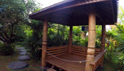 Gazebo Jepara Ourland Park - JOP