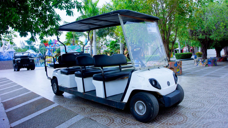 Golf Car Jepara Ourland Park